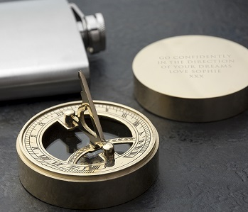 Adventurers Compass Personalised at Country Charm