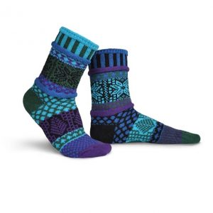 Blue Spruce Solmate Socks for Adults