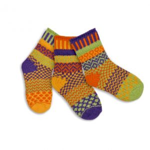 Childrens Honeybee Solmate Socks