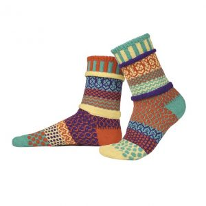 Solmate Socks for Adults - Dawn