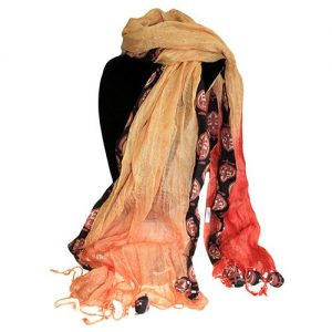 Linen Scarves - Beautiful Colours and Detail