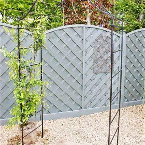 Poppy Forge Hardstanding Garden Arch