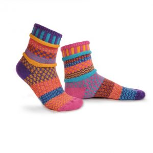 Carnation Solmate Socks for Adults