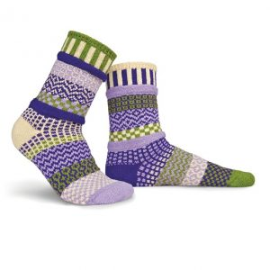Orchid Solmate Socks for Adults