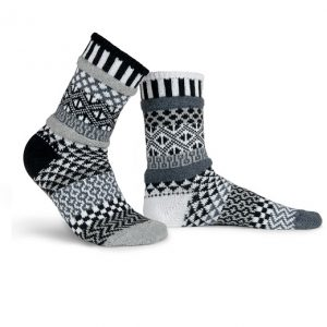 Solmate Socks for Adults - Midnight