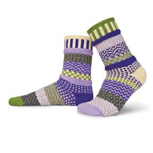 Solmate Socks for Adults - Orchid