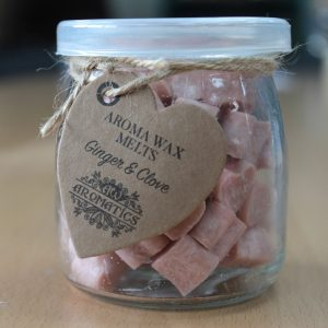 Aroma Wax Melts Ginger and Clove