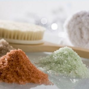 Aromatherapy Bath Potions - Dead Sea Salt and Essential Oils