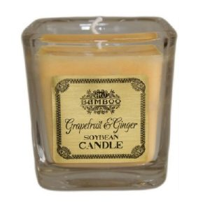 Gift Candles - Grapefruit and Ginger Soybean Candle