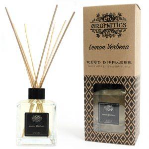 Lemon Verbena Essential Oils Diffuser - Aromatherapy Essential Oils