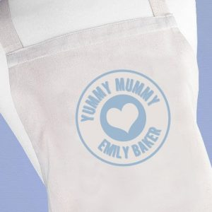 Personalised Aprons for Mummys