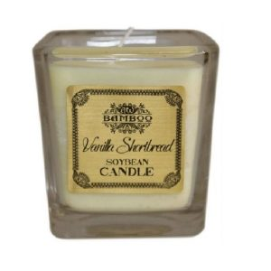 Vanilla Scented Candles - Vanilla Shortbread Soybean Candle