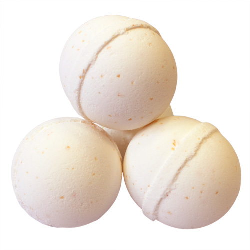 Detox Bath Bombs - With May Chang, Tea Tree & Juniper Essential Oils