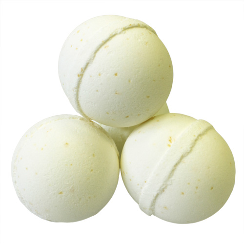 Bath Fizzers - Re-energising Wake Up Aromatherapy Bath Bombs