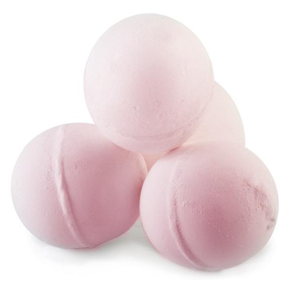 Sensual Bath Bomb - Frankincense & Rose Essential Oils