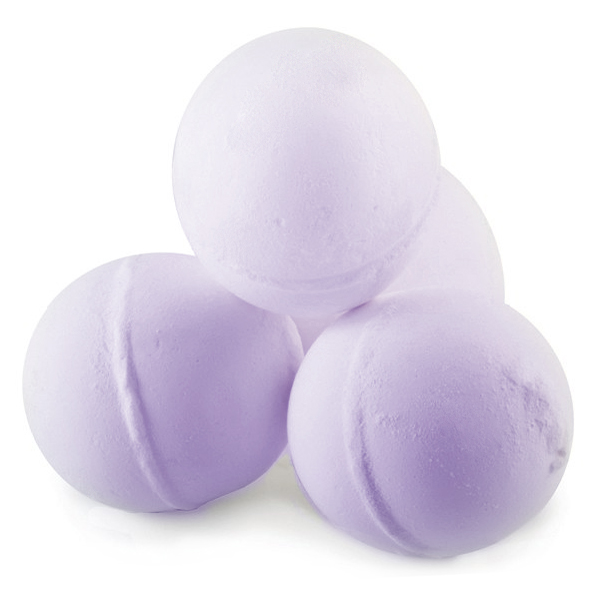Relaxing Bath Bombs - Clary Sage and Juniper Aromatherapy Bath Bomb