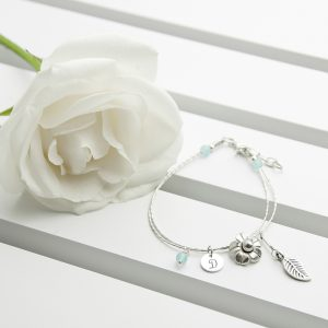Personalized Bracelets For Her - Exquisite Charm Bracelet