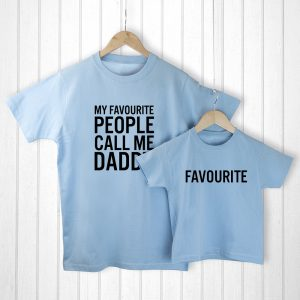 Daddy Daughter Gifts - Heart-warming T-Shirts to Wear Together
