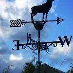 Poppy Forge Deer Weathervane