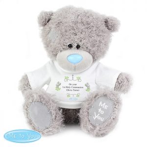 Personalised Natures Blessing Me To You Bear