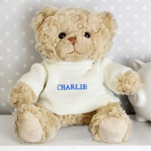 Teddy Bear Personalised - Cute and Cuddly with Personalised Name