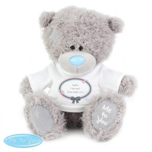 Me To You Tatty Teddy - Personalised Pastel Belle Teddy