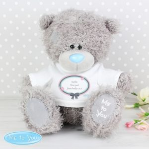 Personalised Tatty Teddy Me to You