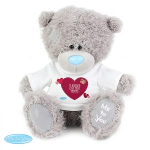 Me to You Teddy with Heart T-Shirt