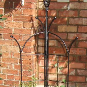 Metal Garden Towers - Poppy Forge Handmade Traditional Plant Towers