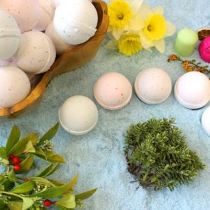 Aromatherapy Bath Bombs Set