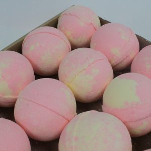 Five for Her Sensual Bath Bombs
