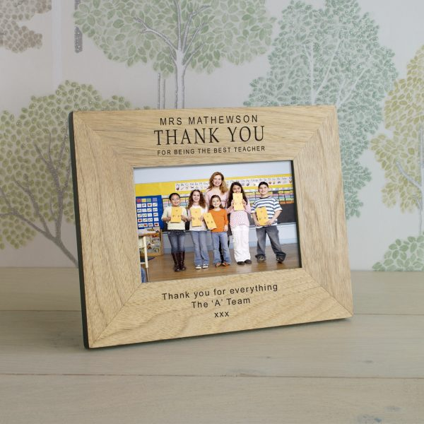 Photo Frame Presents for Teachers