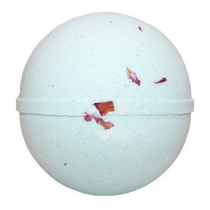 Romance Bath Bomb -Sensual Experience & Lashings of Shea Butter