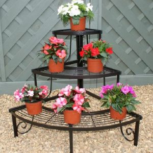 Three Tier Corner Plant Pot Stand