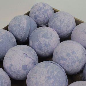 Yorkshire Violet Amazing Bath Bombs