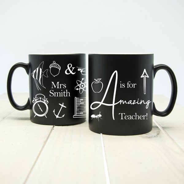 End of Year Teacher Gift Ideas – Superb Personalised Teacher Mugs