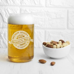 Premium Quality Beer Can Glass