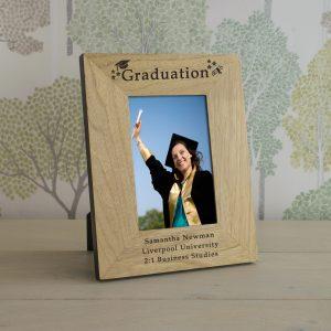 Personalised Graduation Photo Frames
