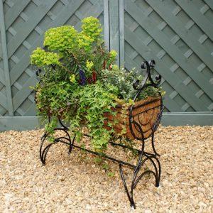 Raised Garden Planter - Ornate Poppy Forge Regal 750 Planter