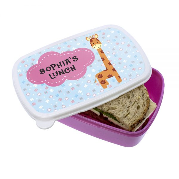 Kids Lunch Boxes – Cutest of Personalised Lunch Boxes