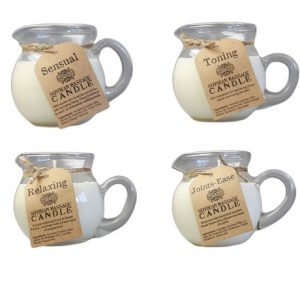 Assorted Choice of Soybean Massage Candles