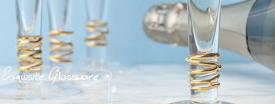 LSA International Glassware at Country Charm