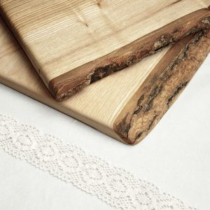 Rustic Ash Chopping and Serving Boards