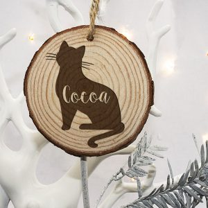 Christmas Tree Decorations for Cats - Purr Fect and Proud