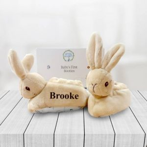 Peter Rabbit Slippers - Personalised Beatrix Potter Collection
