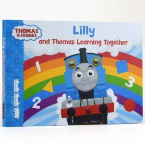 Chunky Board Thomas the Tank Engine Books Personalised