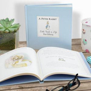 Peter Rabbit Book Of Life Personalised