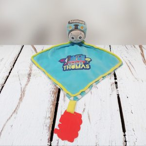Thomas the Tank Baby Gifts - Colourful Personalised Comforter