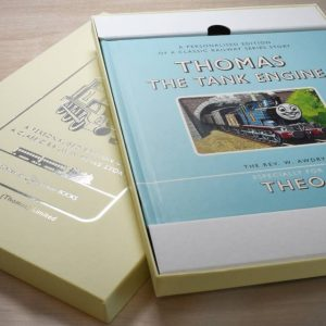 Thomas The Tank Engine Book - Personalised Reproduction of 1st Edition