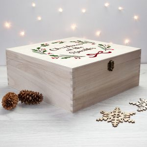 Family Christmas Eve Boxes - Personalised Festive Box